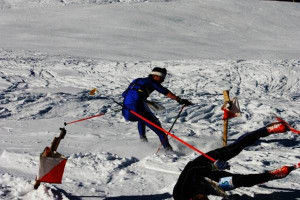 アジア冬季競技大会スキーオリエンテーリング競技