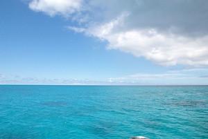 いつもの海です