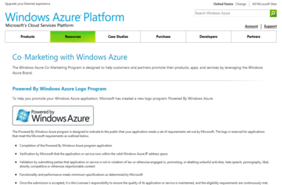 Poweredbyazure