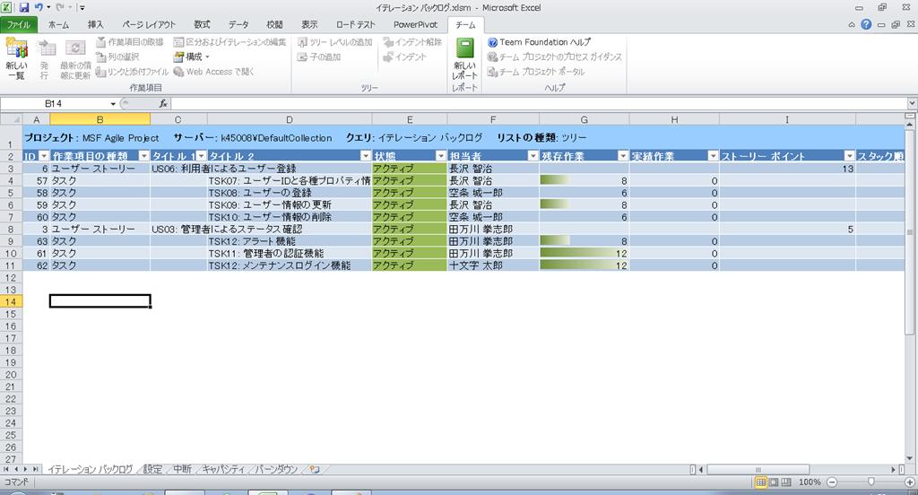 Excel を使ったタスク管理:ITとビジネスの可能性 ...