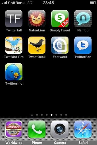 Twitterapps