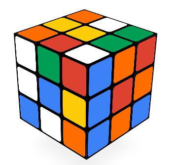 Googleのルービックキューブをクリアしてみた一般システムエンジニアの